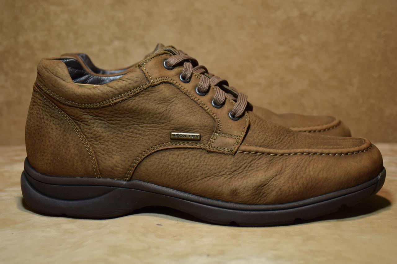 6ce97827a Ботинки туфли кожаные Geox Geox Tex. Оригинал. 42 р./27 см., цена 1 ...