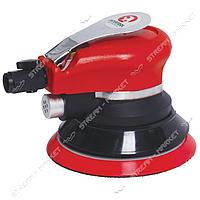 Шлифмашина пневматическая INTERTOOL PT-1006 эксцетриковая для отделочных работ