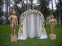 Арки на прокат, аренда арки на свадьбу, выездная церемония