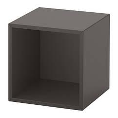 Шкаф, темно-серый, 35x35x35 см IKEA EKET 503.345.91