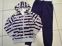 Спортивный костюм для девочки . Размеры: 122-128,134-140,140-146, фото 1