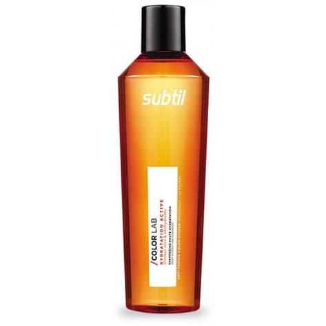 Шампунь для  увлажнения сухих и поврежденных Subtil Color Lab 300 ml, фото 2
