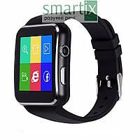 Умные часы smart watch X6 black Гарантия