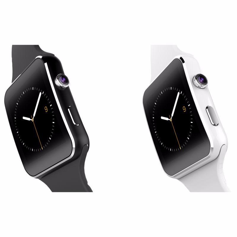 Умные часы smart watch Smartix X6 black Гарантия  продажа c7587ecbe3891