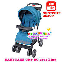 Детская Прогулочная Коляска Babycare City BC-5201, Blue