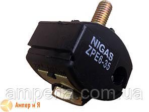 Зажим прокалывающий ZPE 6-35 (25-70/6-35) NIGAS, фото 2