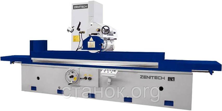 Zenitech M 7150-2000 плоско-шлифовальный станок по металлу зенитек м 7150-2000 верстат, фото 2