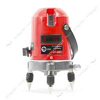Уровень лазерный INTERTOOL MT-3009 2 головки, без штатива