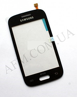Сенсор (Touch screen) Samsung S6310/  S6312 чёрный