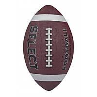 Мяч для американского футбола SELECT American Football (rubber) 229760