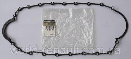 Прокладка масляного поддона на Рено Лоджи, Дачиа Лоджи (К7М 1.6i) / Renault ORIGINAL 7700273486, фото 2