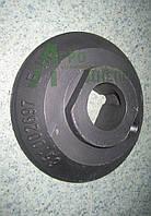 851002697  Фланец упорный подшипников дисковой бороны Gregoire Besson, фото 1