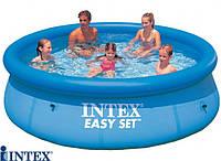 Бассейн надувной Intex 56420 Easy Set Pool 366 x 76 см Код:18671698