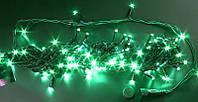 ГИРЛЯНДА НИТЬ светодиодная 10 м- зеленый