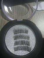 Магнитные ресницы 2 магнита на весь глаз, фото 1