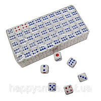 Кубики (Зарики) Большие (100шт) Код:38947670