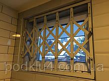 Раздвижные решетки ручной работы Киев, фото 3