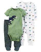 Подарочный комплект с динозавром для новорожденного Картерс (6 мес.)