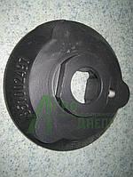 851002497  Фланец упорный подшипников дисковой бороны Gregoire Besson