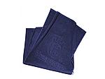 Полотенце синее Husqvarna