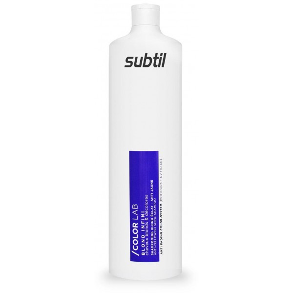 Шампунь антижелизна для светлых волос Subtil Color Lab 1000 ml