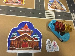 История о домике Деда Мороза
