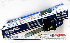 Электропила  Витязь ПЦ - 2700, фото 2