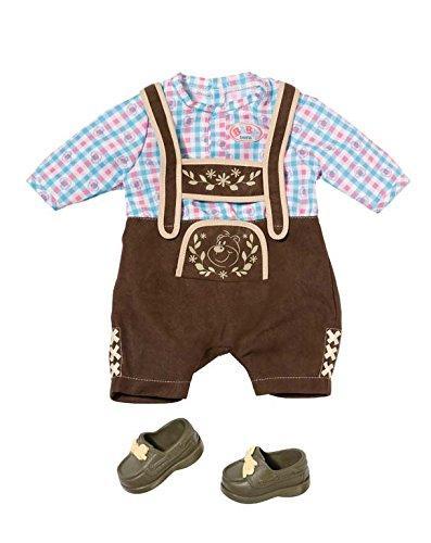 Одежда для Беби Борн Baby Born костюм Баварский стиль для мальчика Zapf Creation 822869