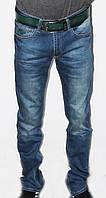 Мужские джинсы с ремнем Код:504652865