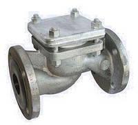 Клапан обратный 16нж13бк Ду100 Ру40 Т-565С подъемный фланцевый