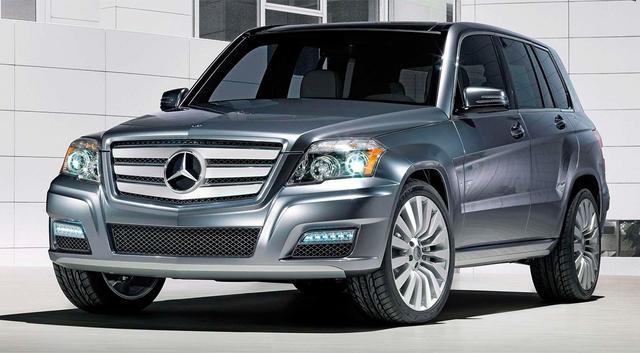 Бесключевой автозапуск Mercedes от Pandora – первый пошел!