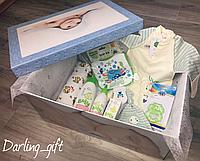 Подарочный набор для новорождённого