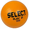 Мяч гандбольный №21 SELECT Play foamball w/PU skin 2352100666