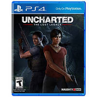 Игра Sony PS4 Uncharted: The Lost Legacy (Uncharted: The Lost Legacy)