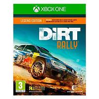 Игра Xbox One DiRT Rally (Xbox One DiRT Rally)