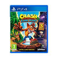 Игра Sony PS4 Crash Bandicoot N. Sane Trilogy (Crash Bandicoot N. Sane)
