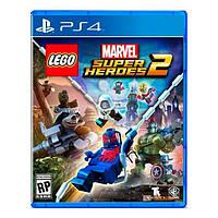 Игра Sony PS4 LEGO Marvel Super Heroes 2 (русские субтитры) (LEGO Marvel Super Heroes 2)