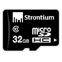 Карта памяти MicroSDHC 04GB class 4 Strontium