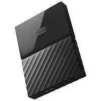 Жесткий диск внешний HHD 4096 Gb USB 3.0 Western Digital My Passport Black (WDBYFT0040BBK-WESN)