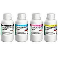 Комплект чернил Canon PGI-450 / CLI-451 4х200мл ColorWay (CW-CW450 / CW451SET02)