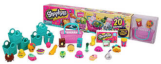 Shopkins S3  - меганабір 20 фігурок (Shopkins 20 Figures Mega Pack New Series Season Three 3 56097)