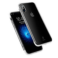 Накладка для iPhone X Baseus Armor Case White (iPhone X Baseus Armor Case white)