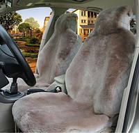 Меховые накидки на сиденья автомобиля, фото 1
