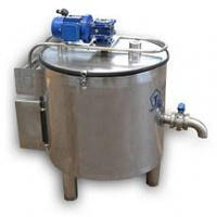 Пастеризатор молока 600 литров.
