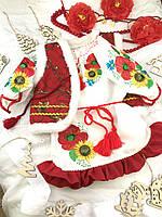 Платье вышиванка детское (размер 92)