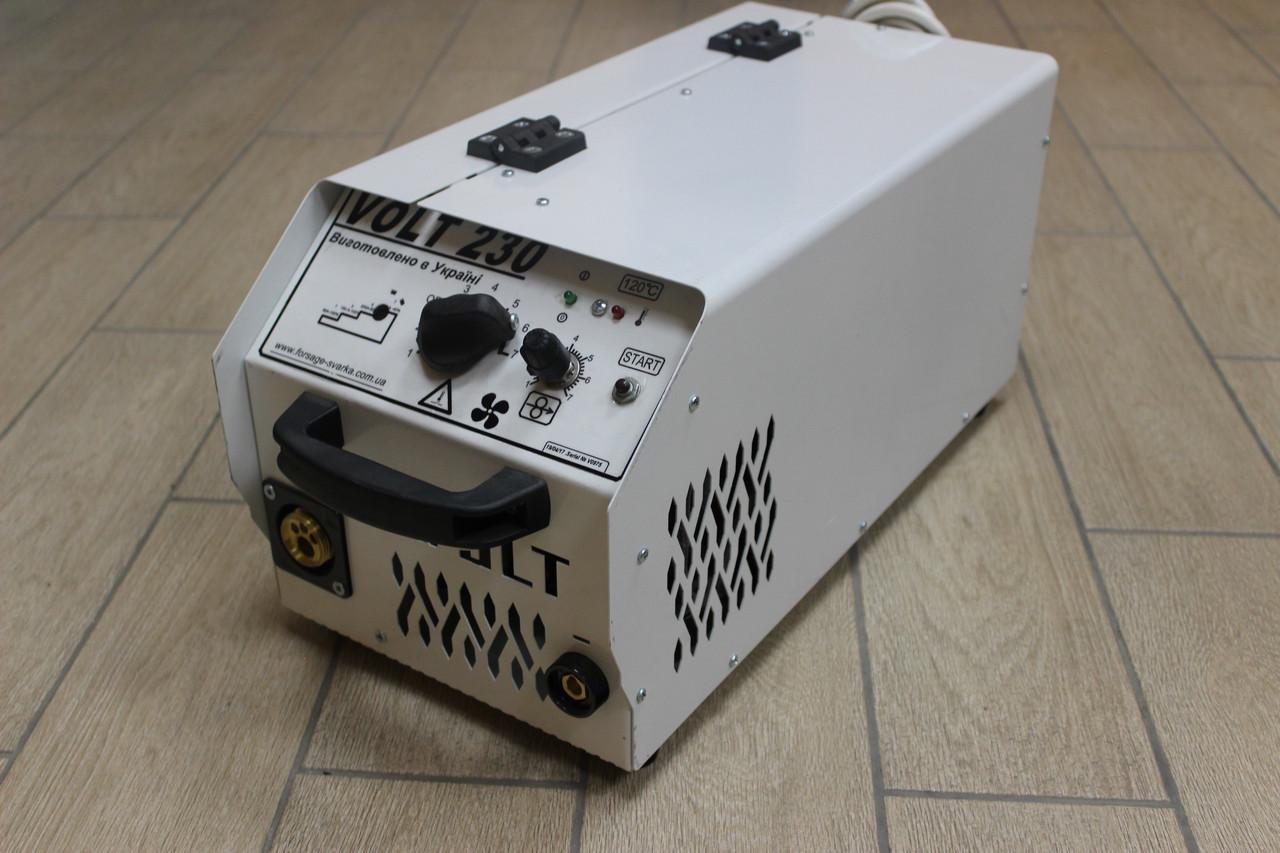 Сварочный полуавтомат «VOLT 230» усиленый(Forsage - Украина)