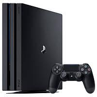 Игровая приставка Sony PlayStation 4 Pro 1TB (CUH-7008B) Black (PlayStation 4 Pro 1TB)