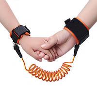 Ремешок на запястье для безопасности ребенка во время прогулок Child Anti Lost Strap Код:620053260