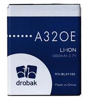 Акумулятор Drobak для HTC Desire С / A320E