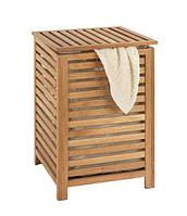 Деревянная корзина для белья WENKO